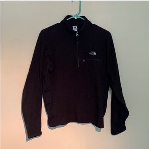 The North Face Black Pullover Sweatshirt Sweater M